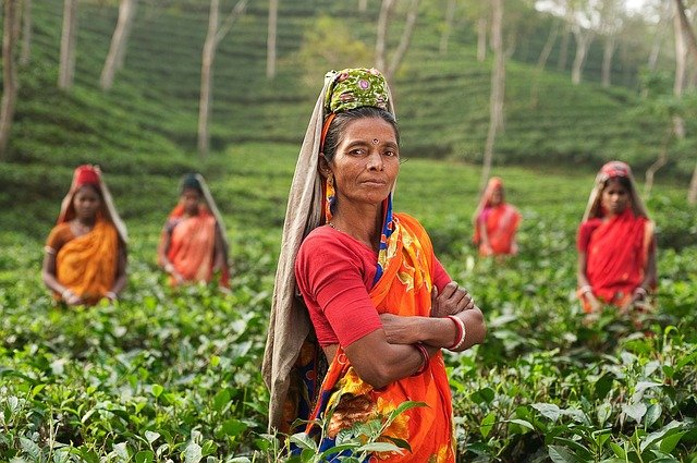 ženy v Indii