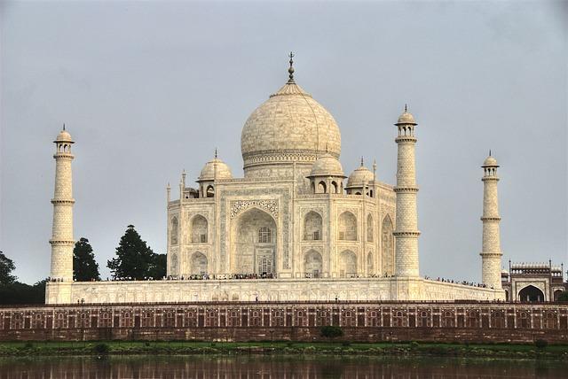 indický palác