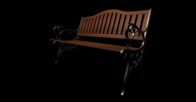 nová lavička