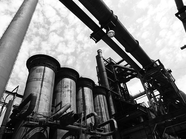 továrna železárna