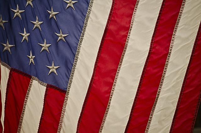 hvězdy a pruhy vlajky