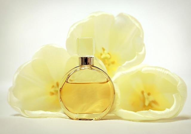 květiny za parfémem